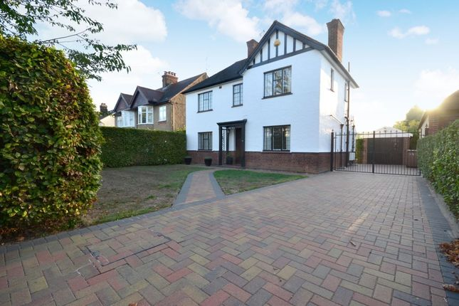 Thumbnail Detached house for sale in Chelmerton Avenue, Chelmsford
