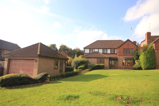 Thumbnail Detached house for sale in Greenview Drive, Norden, Rochdale
