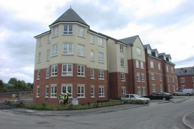 Thumbnail Flat to rent in Wallwin Place, Warwick