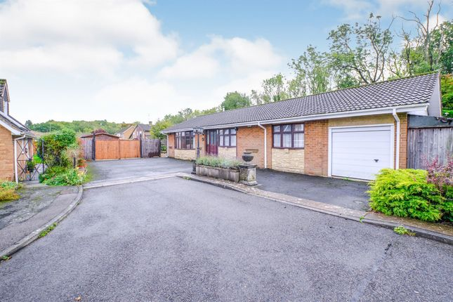 Thumbnail Detached bungalow for sale in Fermyn Place, Corby