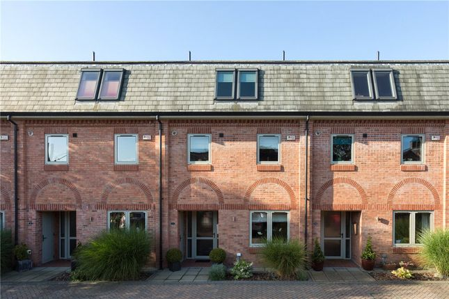 Thumbnail 4 bed terraced house for sale in Orchard Court, York, North Yorkshire