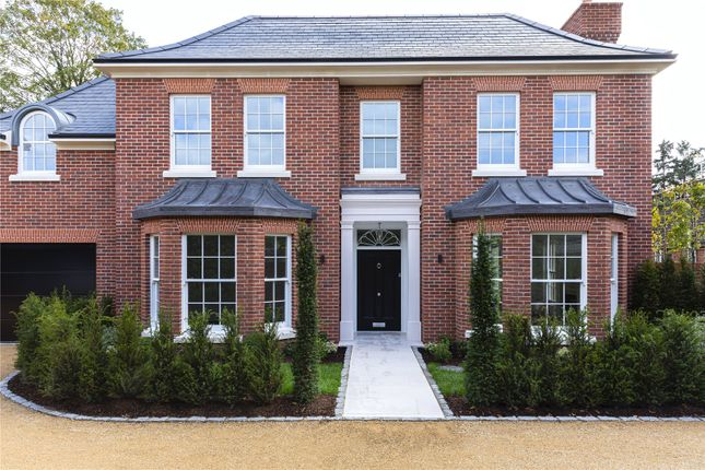 Detached house for sale in Crowsley Road, Shiplake, Henley-On-Thames, Oxfordshire