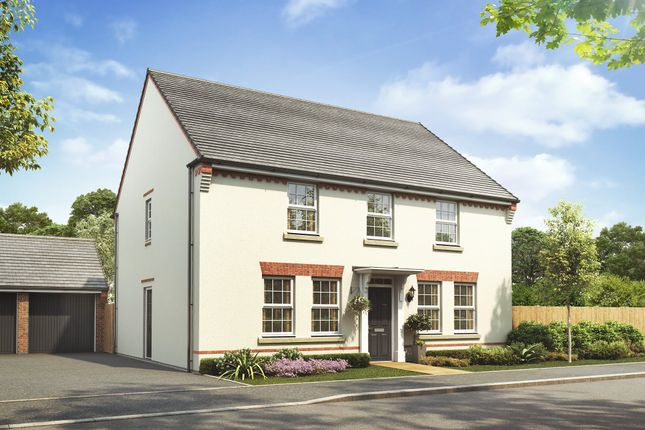 """Thumbnail Detached house for sale in """"Chelworth"""" at Butt Lane, Thornbury, Bristol"""