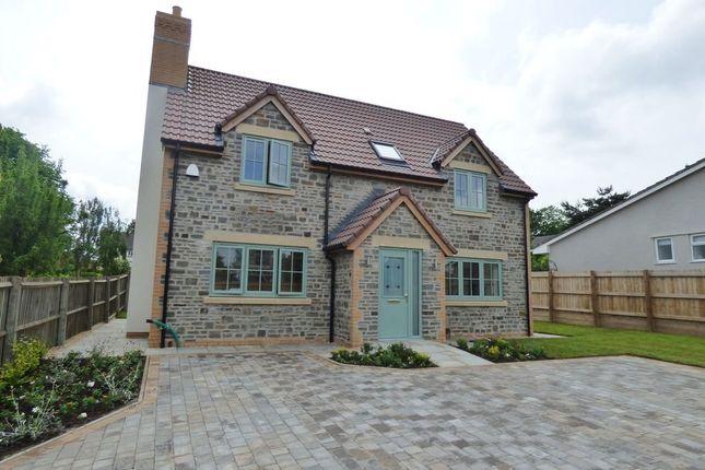 Thumbnail Detached house for sale in Oakwood Gardens, Coalpit Heath, Bristol