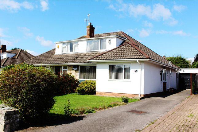 Thumbnail Semi-detached house for sale in Sandyleaze, Bristol, Somerset