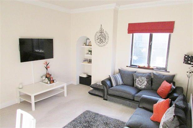 Living Room of Scotforth Road, Lancaster LA1