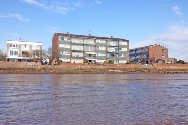 Thumbnail Flat to rent in Strand Court, Topsham, Exeter, Devon