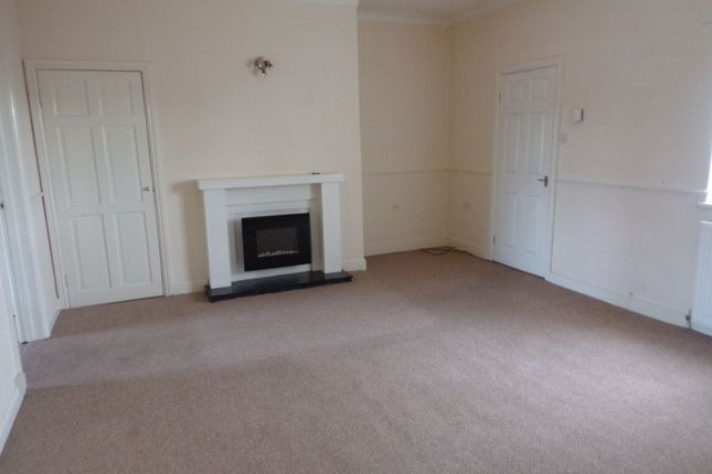 Thumbnail Flat to rent in Allgood Terrace, Bedlington