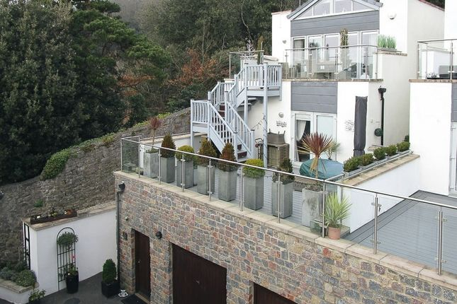 Thumbnail Link-detached house for sale in The View, Weston-Super-Mare