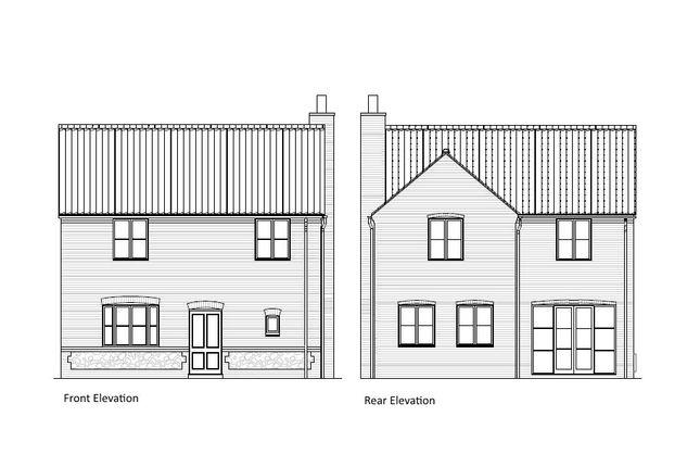 Thumbnail Land for sale in Walsingham Road, Binham, Fakenham