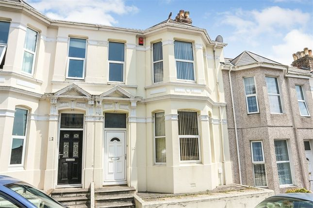 Thumbnail Terraced house for sale in Lipson Avenue, Plymouth, Devon