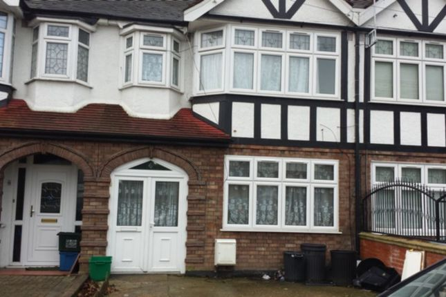 Thumbnail Terraced house to rent in Langham Drive, Romford