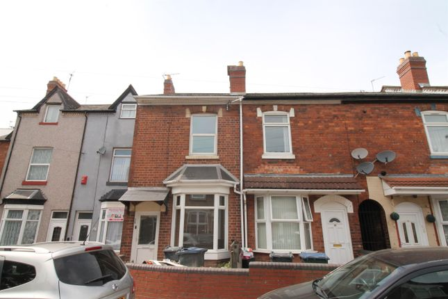 Thumbnail Terraced house to rent in Green Lane, Handsworth, Birmingham