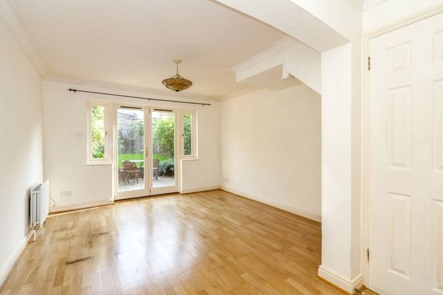 Thumbnail End terrace house to rent in Transom Square, Canary Wharf, London