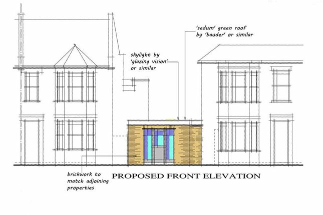 Thumbnail Land for sale in Wakeman Road, London