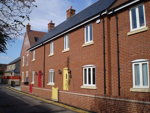 Thumbnail Town house to rent in Anvil Cottage, Cow Lane