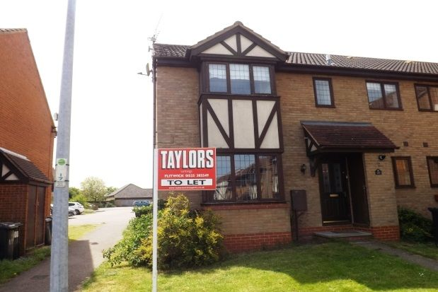 2 bed property to rent in Millwright Way, Flitwick