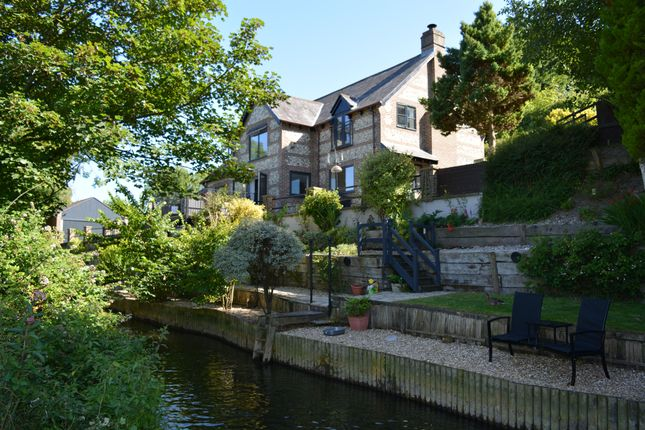 Thumbnail Detached house for sale in Bradford Peverell, Dorchester