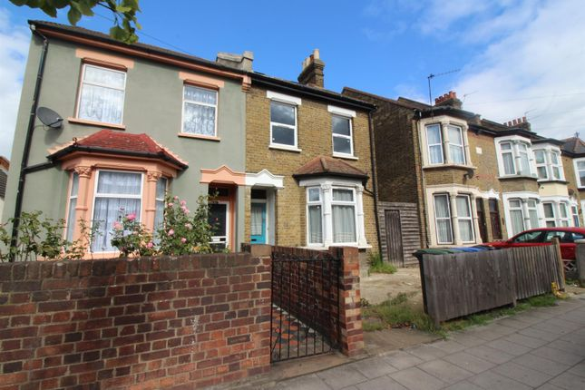 Thumbnail Semi-detached house for sale in Nags Head Road, Ponders End, Enfield