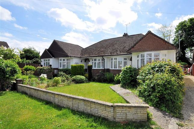 Thumbnail Semi-detached bungalow for sale in Fairfield Road, Wraysbury, Berkshire