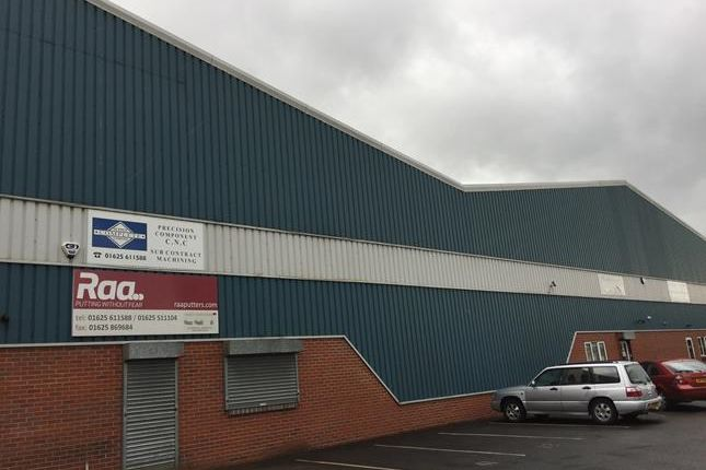 Thumbnail Light industrial to let in Queens Avenue, Macclesfield