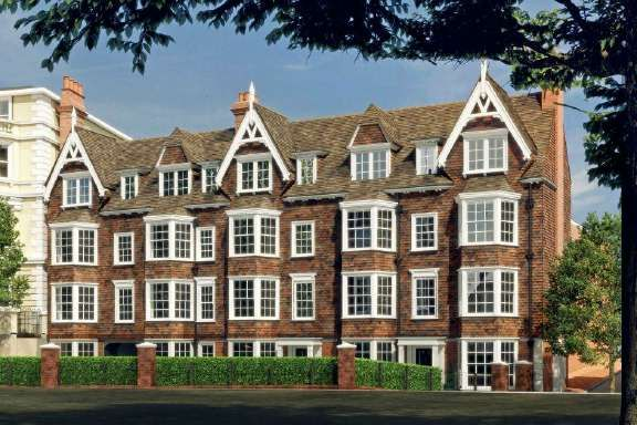 Thumbnail Flat for sale in Tunbridge Wells, Kent