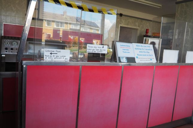 Thumbnail Leisure/hospitality for sale in Fish & Chips WF6, Altofts, West Yorkshire