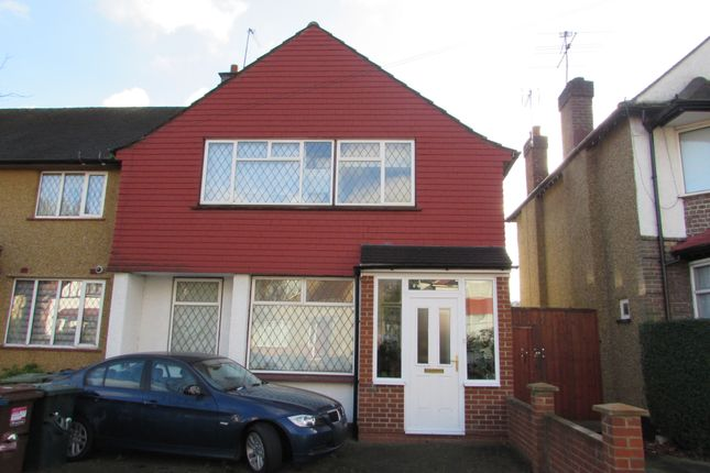 Thumbnail Semi-detached house to rent in The Meadow Way, Harrow