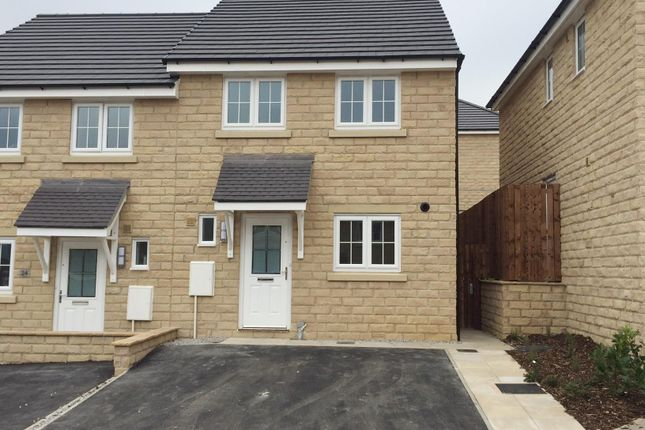Thumbnail Semi-detached house to rent in North Dean Avenue, Keighley