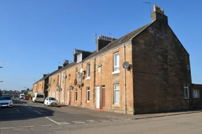 Thumbnail Flat to rent in Kelvin Street, Grangemouth