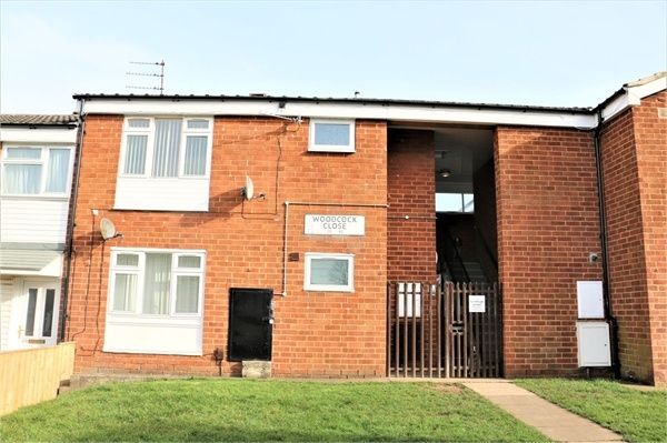 Flat to rent in Woodcock Close, Middlesbrough