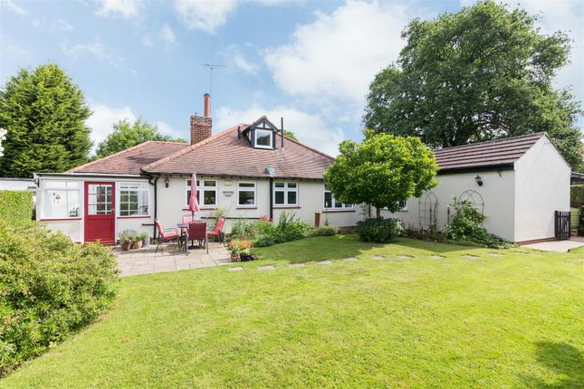 Thumbnail Detached bungalow for sale in Landmere Lane, Ruddington, Nottingham