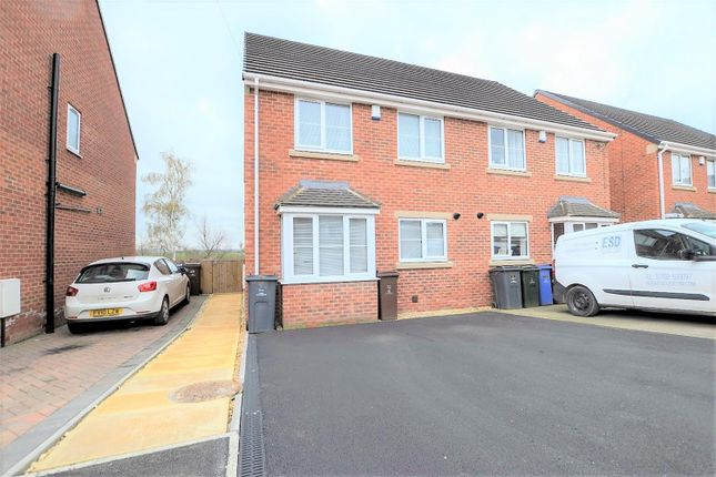 3 bed semi-detached house for sale in Mary Street, Little Houghton, Barnsley