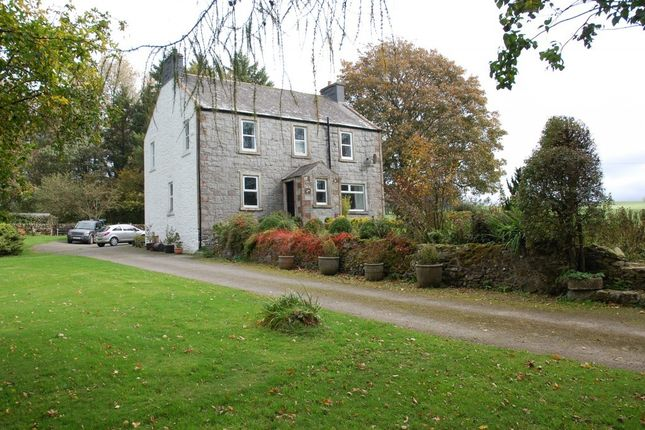 Thumbnail Detached house for sale in Cowar Farm House, Dalbeattie