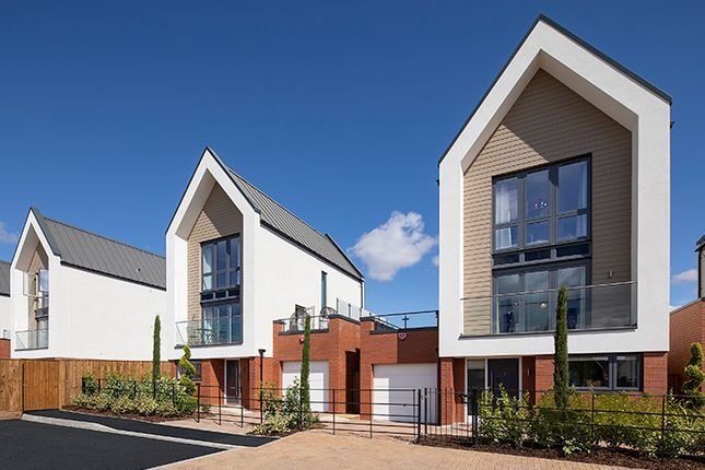 "Thumbnail Property for sale in ""Siena"" at Jekyll Close, Tadpole Garden Village, Swindon"
