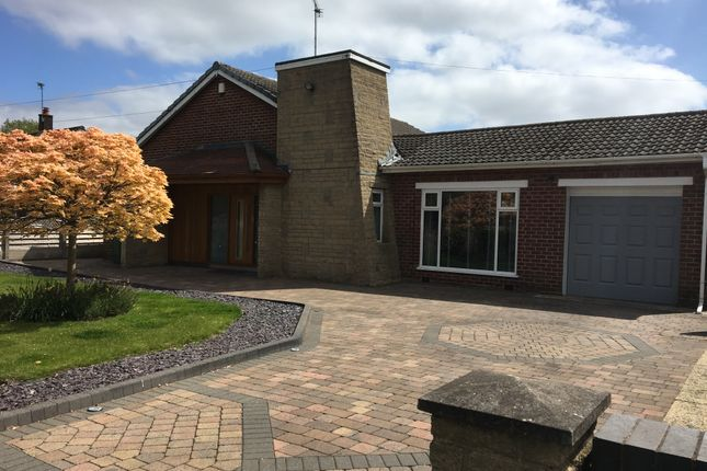 Thumbnail Detached bungalow for sale in Tandle Hill Road, Royton, Oldham