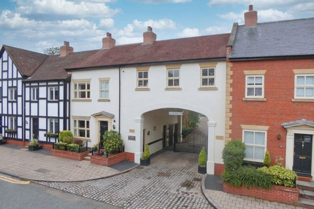 Thumbnail Flat for sale in Kings Court, Welsh Row, Nantwich