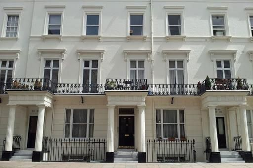 Gt Exte of Gloucester Terrace, London W2