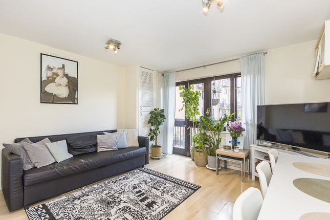 Thumbnail Flat for sale in Rembrandt Close, London