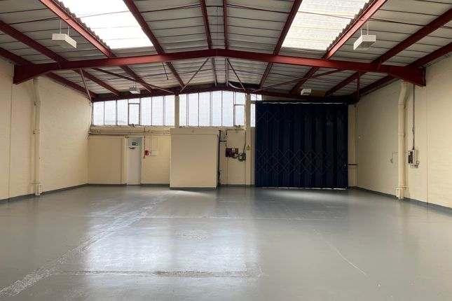 Thumbnail Industrial to let in Consul Road, Rugby