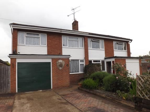 Thumbnail Semi-detached house for sale in Hedge End, Southampton, Hampshire