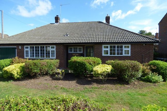 Thumbnail Detached bungalow to rent in Main Road, Naphill, High Wycombe