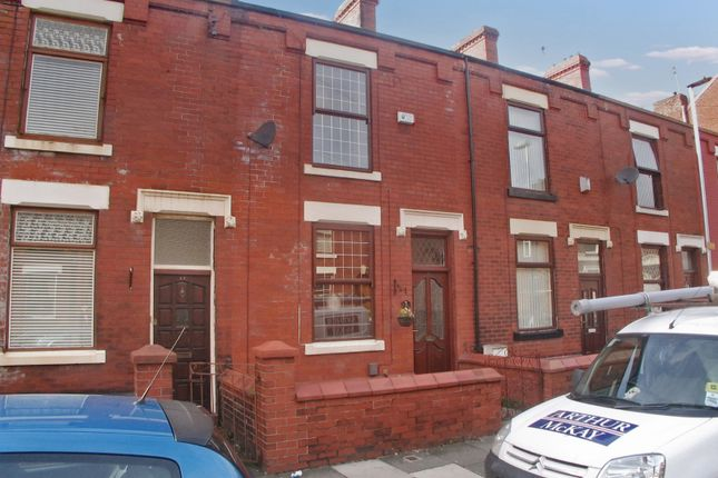 Thumbnail Terraced house to rent in Bowden Street, Denton, Cheshire