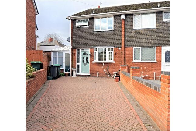 Thumbnail Semi-detached house for sale in Queens Road, Smethwick