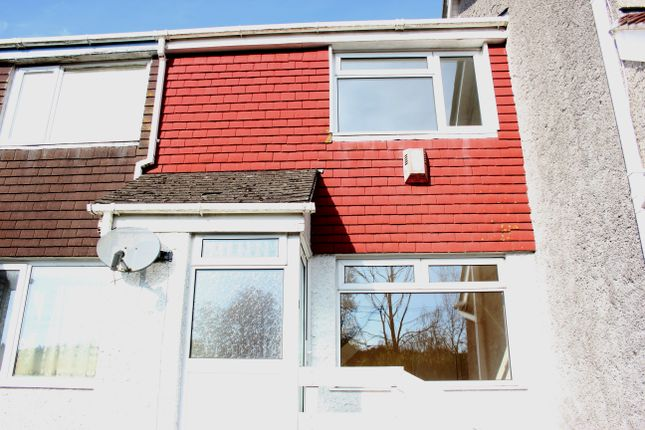 Thumbnail Terraced house for sale in Jackson Close, Weston Mill, Plymouth