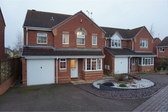 Thumbnail Detached house for sale in Ophelia Drive, Warwick