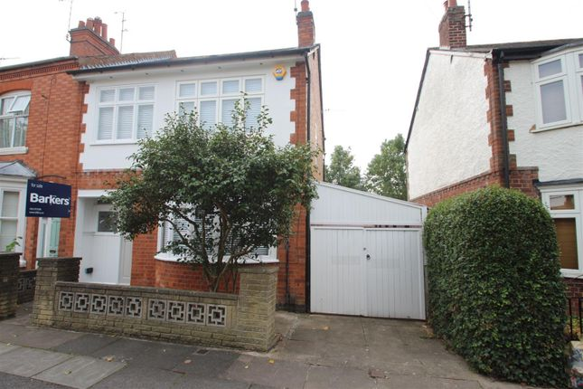 Thumbnail Semi-detached house for sale in Sidney Road, Leicester