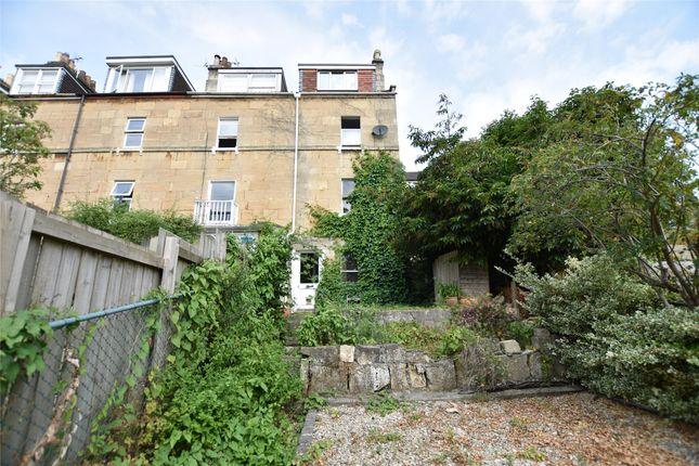 Rear Elevation of Leopold Buildings, Bath, Somerset BA1