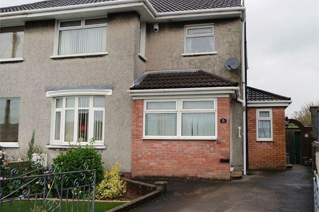 Thumbnail Semi-detached house for sale in Pyle Inn Way, Pyle, Bridgend, Mid Glamorgan