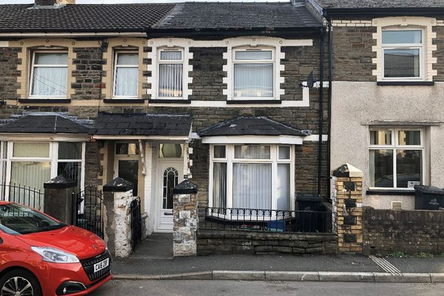 Thumbnail Terraced house for sale in Gladstone Street, Abertillery